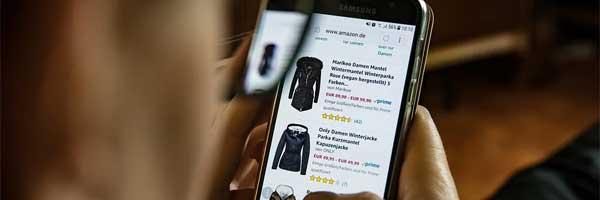 Die Erfahrung beim Online Shopping 1 - Die Erfahrung beim Online-Shopping